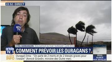 """Irma: """"Il est difficile d'appréhender un phénomène comme celui-là"""", Cyril Barbançon"""