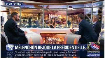 Jean-Luc Mélenchon rejoue la présidentielle