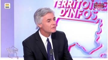 Invité : Sylvain Maillard - Territoires d'Infos (22/09/2017)