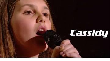"Cassidy - ""Tu n'es plus là"" - Amel Bent"