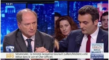 """Politiques au quotidien:""""Des millions de Français ne sont pas représentés à l'Assemblée nationale, ce qui est totalement anormal"""", Florian Philippot"""