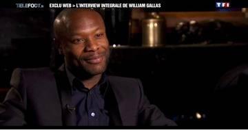 Exclu Web : Interview de William Gallas en intégralité