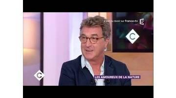 François Cluzet, Nicolas Vanier : les amoureux de la nature - C à Vous - 27/09/2017