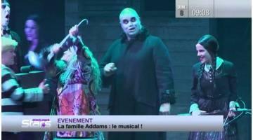 Absolument Stars : Événement: la famille Addams, le musical