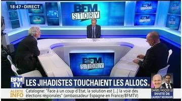 Des jihadistes français au sein de Daesh continuaient à toucher des allocations