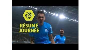 Résumé de la 8ème journée - Ligue 1 Conforama / 2017-18