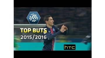 Top 10 Buts Ligue 1 - saison 2015-16