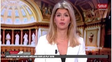 Audition de Jacques Mézard, Ministre de la Cohésion des Territ... - Les matins du Sénat (31/10/2017)