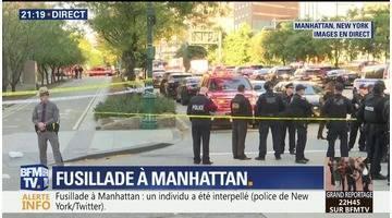 Attaque à Manhattan: au moins 6 morts et plusieurs blessés