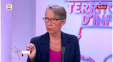 Invitée : Élisabeth Borne – Best of Territoires d'infos (02/11/2017)