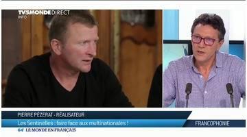 """""""Les Sentinelles"""" de Pierre Pézerat: faire face aux multinationales!"""