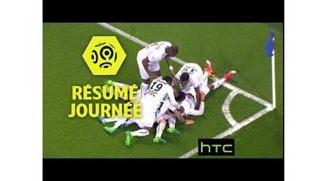 Résumé de la 38ème journée - Ligue 1 / 2016-17