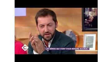 Les séries qui vont vous rendre accro - C à Vous - 15/11/2017