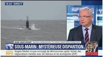 Sous-marin argentin disparu: les signaux ne proviennent pas du submersible