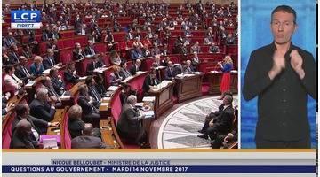 Questions au gouvernement du 14 novembre 2017