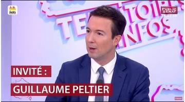 Guillaume Peltier - Territoires d'infos (28/11/2017)