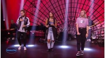 Nouvelle Star : Kamisa Negra / Matthieu / Lilou – Ain't nobody (Chaka Khan)