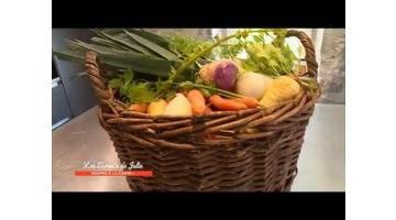 Recette : Soupe aux cailloux de Marie-Hélène et Joël - Les Carnets de Julie - Soupes à la carte !