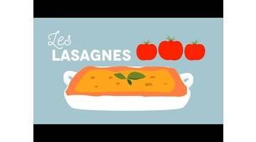 Lasagnes à la carte ! - Les carnets de Julie