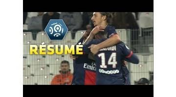 Ligue 1 - Résumé de la 20ème journée - 2013/2014