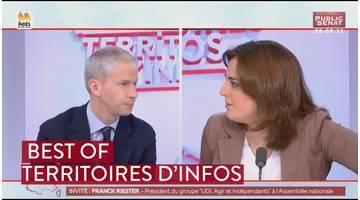 Franck Riester - Best of Territoires D'Infos (04/12/17)