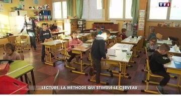 Lecture : une école à Calais expérimente une méthode qui stimule le cerveau