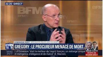 Affaire Grégory: un corbeau menace le procureur Jean-Jacques Bosc