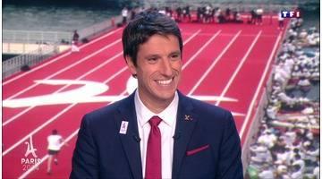 """Tony Estanguet sur Paris 2024 : """"J'en ai vécu des moments olympiques très forts, mais celui-là est particulier"""""""