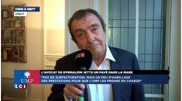 """Affaire Bygmalion : """"Voilà la vérité"""" pour l'avocat de la société"""