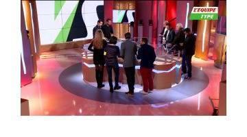 L'Équipe type vs L'Équipe du Soir 24/01