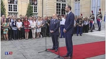 Le premier discours d'Edouard Philippe comme Premier ministre