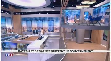 """L'invité de 8h45 : Franz-Olivier Giesbert, directeur éditorial du quotidien """"La Provence"""""""