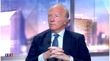 L'invité politique de 8h15 du 26 juin 2017 : Brice Hortefeux, vice-président LR de la région Auvergne-Rhône-Alpes