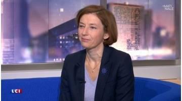 L'invité politique d'Audrey Crespo-Mara du 10 novembre 2017 : Florence Parly, ministres des Armées