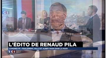 EDITO. L'alliance étonnante entre Martine Aubry et Manuel Valls