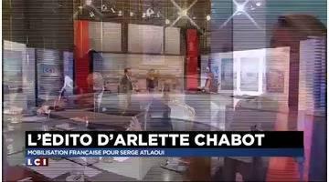 Edito d'Arlette Chabot : mobilisation française pour Serge Atlaoui