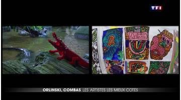 Orlinski et Combas, ou la volonté de rendre l'art accessible