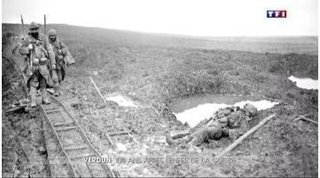 Verdun : 100 ans après, des clichés témoignent de l'enfer de la guerre