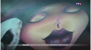 Tags, graffitis : quand les artistes de rue sont sollicités par les autorités
