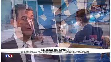 Enjeux de sport : Focus sur le basketball, deuxième sport collectif en France.
