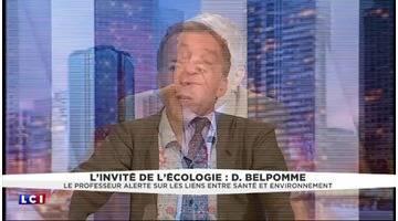 L'invité de l'écologie : Dominique Belpomme