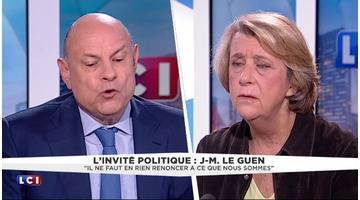 L'invité politique d'Arlettre Chabot : Jean-Marie Le Guen