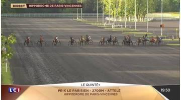 Replay du Quinté du 17/06/2016 – Hippodrome de Paris-Vincennes