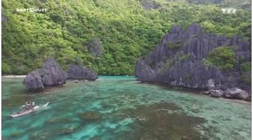 Philippines : sur la plage du paradis