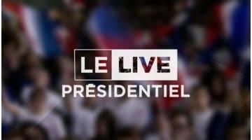 Replay Le LIVE Présidentiel du dimanche 12 mars 2017