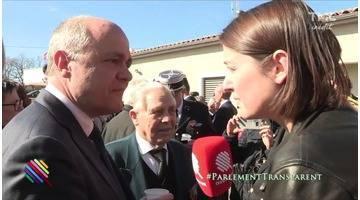 Parlement transparent : Bruno Le Roux et ses filles collaboratrices parlementaires