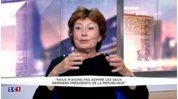 L'invité politique de 8h15 du 14 avril 2017 : Christine Clerc, journaliste