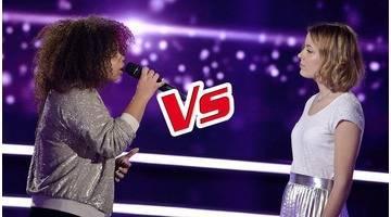 Manoah VS Hélène - « Les filles d'aujourd'hui » (Joyce Jonathan et Vianney) (Saison 6)