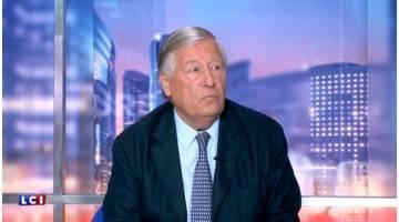 Replay - L'invité de 8h45 de LCI matin du 24 avril 2017 : Alain Duhamel