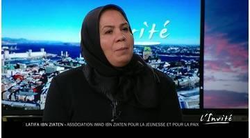 L'INVITE TV5MONDE 2016/2017